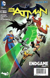 Cover Thumbnail for Batman (2011 series) #35 [Newsstand]
