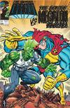 Cover Thumbnail for Savage Dragon vs. Savage Megaton Man (1993 series) #1 [Gold]