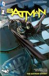 Cover for Batman (DC, 2011 series) #1 [Warner Bros Studios VIP Studio Tour Presents The Batman Exhibit]