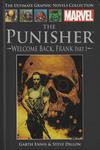 Cover for The Ultimate Graphic Novels Collection (Hachette Partworks, 2011 series) #18 - Punisher: Welcome Back, Frank Part 1