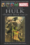 Cover for The Ultimate Graphic Novels Collection (Hachette Partworks, 2011 series) #46 - The Incredible Hulk: Planet Hulk Part 2