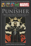 Cover for The Ultimate Graphic Novels Collection (Hachette Partworks, 2011 series) #19 - The Punisher: Welcome Back, Frank Part 2