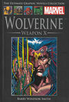 Cover for The Ultimate Graphic Novels Collection (Hachette Partworks, 2011 series) #12 - Wolverine: Weapon X