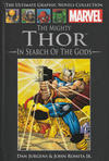 Cover for The Ultimate Graphic Novels Collection (Hachette Partworks, 2011 series) #16 - The Mighty Thor: In Search of the Gods