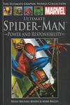 Cover for The Ultimate Graphic Novels Collection (Hachette Partworks, 2011 series) #20 - Ultimate Spider-Man: Power and Responsibility