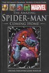 Cover for The Ultimate Graphic Novels Collection (Hachette Partworks, 2011 series) #21 - The Amazing Spider-Man: Coming Home