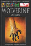 Cover for The Ultimate Graphic Novels Collection (Hachette Partworks, 2011 series) #26 - Wolverine: Origin