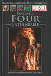 Cover for The Ultimate Graphic Novels Collection (Hachette Partworks, 2011 series) #30 - Fantastic Four: Unthinkable