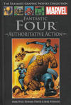 Cover for The Ultimate Graphic Novels Collection (Hachette Partworks, 2011 series) #31 - Fantastic Four: Authoritative Action