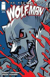 Cover Thumbnail for The Astounding Wolf-Man (2007 series) #2 [Second Printing]