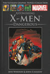 Cover for The Ultimate Graphic Novels Collection (Hachette Partworks, 2011 series) #37 - Astonishing X-Men: Dangerous