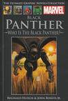 Cover for The Ultimate Graphic Novels Collection (Hachette Partworks, 2011 series) #38 - Black Panther: Who is the Black Panther?