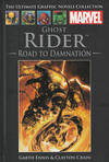 Cover for The Ultimate Graphic Novels Collection (Hachette Partworks, 2011 series) #39 - Ghost Rider: Road To Damnation
