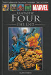 Cover for The Ultimate Graphic Novels Collection (Hachette Partworks, 2011 series) #47 - Fantastic Four: The End