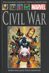 Cover for The Ultimate Graphic Novels Collection (Hachette Partworks, 2011 series) #50 - Civil War