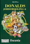 Cover for Donalds jordomseiling (Hjemmet / Egmont, 2020 series) #4 - Oseania