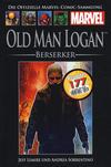Cover for Die offizielle Marvel-Comic-Sammlung (Hachette [DE], 2013 series) #133 - Old Man Logan: Berserker