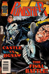Cover Thumbnail for Punisher (1995 series) #10 [Newsstand]