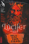 Cover for Lucifer (DC, 2019 series) #1 - The Infernal Comedy