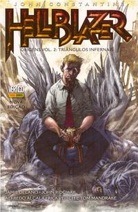 Cover Thumbnail for John Constantine, Hellblazer - Origens (Panini Brasil, 2017 series) #2 - Triângulos Infernais