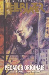 Cover Thumbnail for Hellblazer - Pecados Originais (Brainstore, 2003 series)