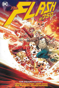 Cover Thumbnail for The Flash #750: The Deluxe Edition (DC, 2020 series)