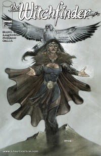 Cover Thumbnail for The Witchfinder (Image, 1999 series) #2 [Alaria McKennit]