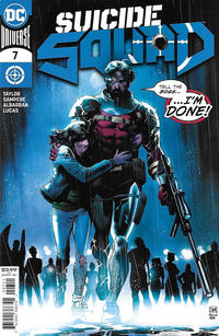 Cover Thumbnail for Suicide Squad (DC, 2020 series) #7 [Daniel Sampere & Juan Albarran Cover]