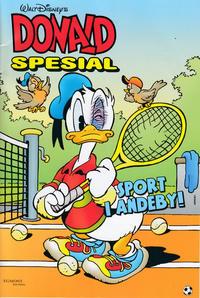 Cover Thumbnail for Donald spesial (Hjemmet / Egmont, 2013 series) #[4/2020]