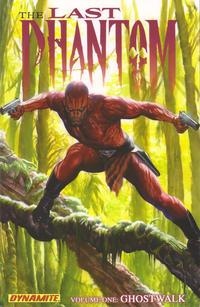Cover Thumbnail for The Last Phantom (Dynamite Entertainment, 2011 series) #1 - Ghostwalk