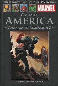 Cover Thumbnail for The Ultimate Graphic Novels Collection (Hachette Partworks, 2011 series) #84 - Captain America: Castaway in Dimension Z