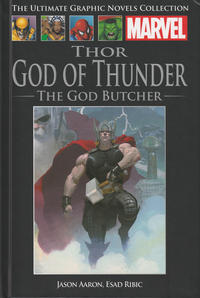 Cover Thumbnail for The Ultimate Graphic Novels Collection (Hachette Partworks, 2011 series) #85 - Thor God of Thunder: The God Butcher