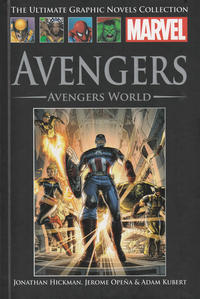 Cover Thumbnail for The Ultimate Graphic Novels Collection (Hachette Partworks, 2011 series) #86 - Avengers: Avengers World