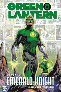 Cover Thumbnail for Green Lantern: 80 Years of the Emerald Knight The Deluxe Edition (DC, 2020 series)