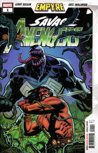 Cover Thumbnail for Empyre: Savage Avengers (Marvel, 2020 series) #1