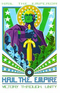 Cover Thumbnail for Empyre (Marvel, 2020 series) #3 [2nd Printing John Tyler Christopher Variant Cover]