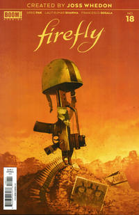 Cover Thumbnail for Firefly (Boom! Studios, 2018 series) #18