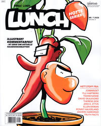 Cover Thumbnail for Lunch (Strand Comics, 2019 series) #7/2020