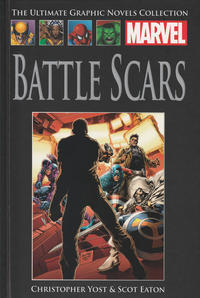 Cover Thumbnail for The Ultimate Graphic Novels Collection (Hachette Partworks, 2011 series) #75 - Battle Scars