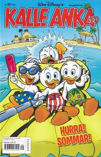 Cover Thumbnail for Kalle Anka & C:o (Egmont, 1997 series) #29/2020
