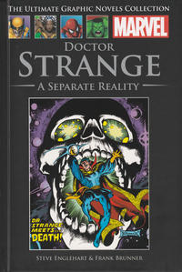 Cover for The Ultimate Graphic Novels Collection - Classic (Hachette Partworks, 2014 series) #26 - Doctor Strange: A Separate Reality