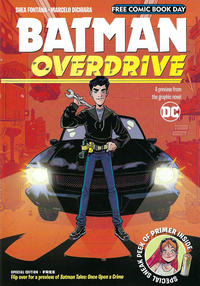 Cover for Batman: Overdrive / Batman Tales: Once Upon a Crime (Special Edition) (DC, 2020 series) #1