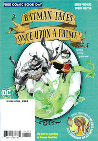 Cover Thumbnail for Batman: Overdrive / Batman Tales: Once Upon a Crime (Special Edition) (DC, 2020 series)  [Flip Book Cover]