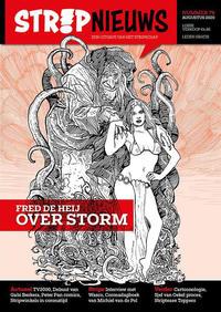 Cover for StripNieuws (Het Stripschap, 2003 series) #79