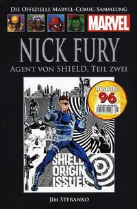 Cover Thumbnail for Die offizielle Marvel-Comic-Sammlung (Hachette [DE], 2013 series) #9 - Nick Fury: Agent von SHIELD, Teil 2