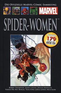 Cover Thumbnail for Die offizielle Marvel-Comic-Sammlung (Hachette [DE], 2013 series) #135 - Spider-Women