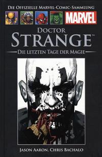 Cover Thumbnail for Die offizielle Marvel-Comic-Sammlung (Hachette [DE], 2013 series) #136 - Doctor Strange: Die letzten Tage der Magie