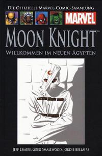 Cover Thumbnail for Die offizielle Marvel-Comic-Sammlung (Hachette [DE], 2013 series) #137 - Moon Knight: Willkommen im neuen Ägypten