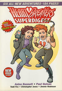 Cover Thumbnail for Heartbreakers Superdigest (Image, 1998 series)