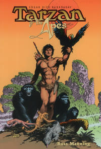 Cover Thumbnail for Edgar Rice Burroughs' Tarzan of the Apes (Dark Horse, 1999 series)